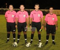 Luis C Alvarez y asistentes