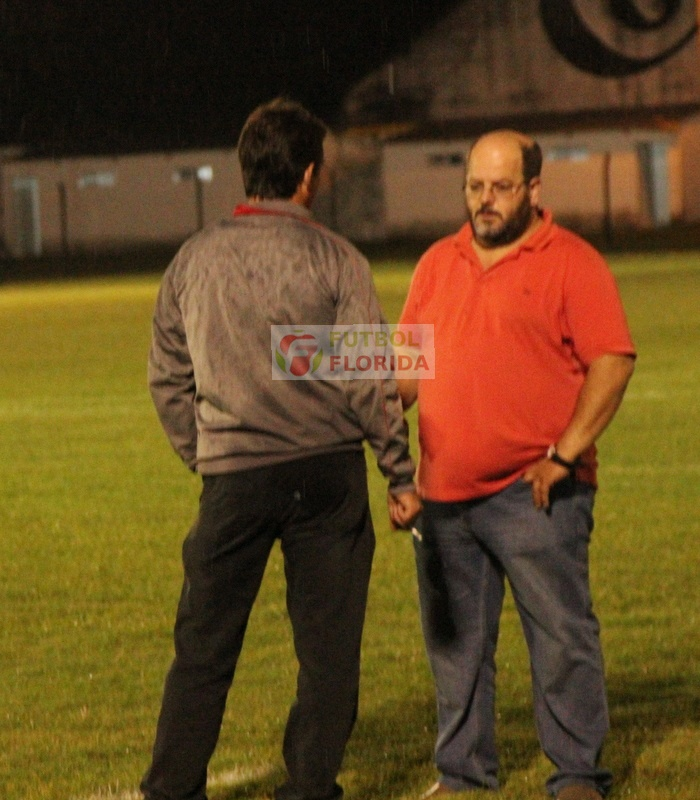 Guillermo Fernandez Pde Liga de Canelones