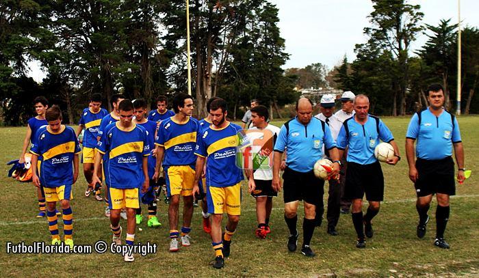 #Sub17. Fútbol de miércoles