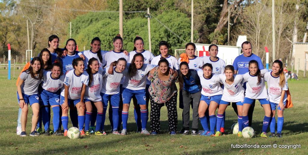 nacional femenino 2017