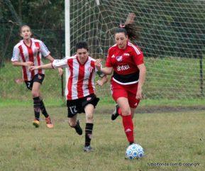 Katia Rodriguez avanza a velocidad