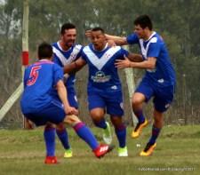Bruno de Oliveira el hombre gol de Quilmes