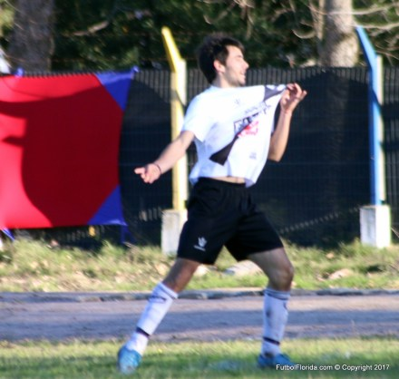 Mauricio Fleitas, jugador de elite en la B