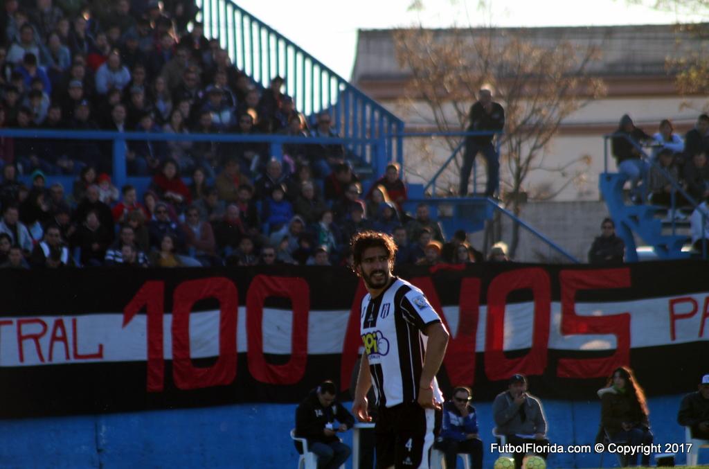 Pablo Cabrera regresó con gol