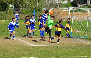 Fútbol Infantil. Machado expresó que todos debemos colaborar en la vuelta