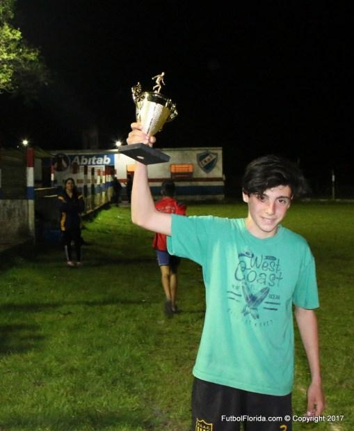 el trofeo al goleador de liverpool