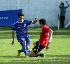 A muerte se jugó el partido Mendoza - Alianza. foto Emilia Spinelli