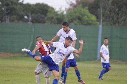 Paysandú venció a Salto en Juveniles. Foto Ramón Mesías