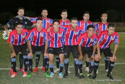 Nueva Palmira perdió dos puntos al final