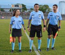 Javier Rodriguez, Valeria Adán y Miguel Cabrera