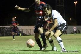 Germán Alayón carta goleadora en el ataque de San José