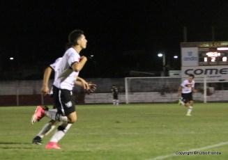 Franco Zanoni el autor del empate ocho goles en siete partidos