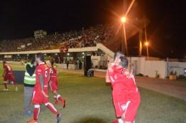 Durazno venció en la primera final a Lavalleja en Minas 1 a 0, Victor D. Rodríguez (2)
