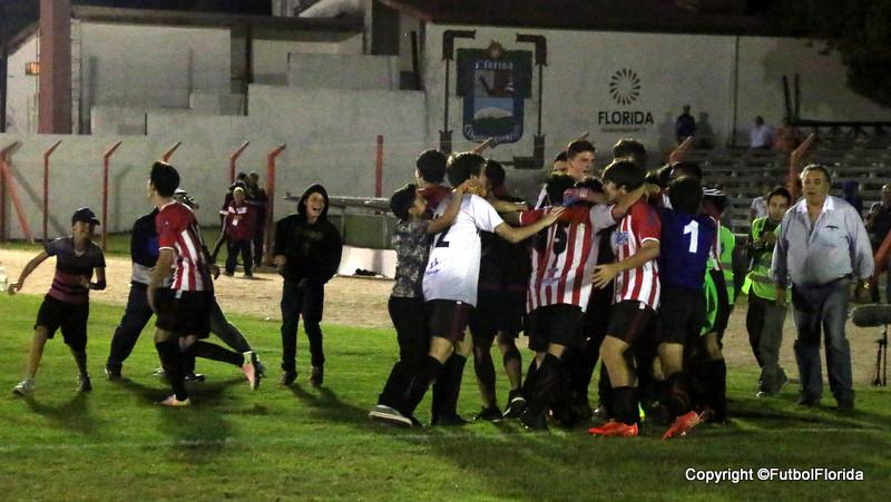 La 1ª Final del Interior de Sub 17 se juega este Miercoles en Paysandu