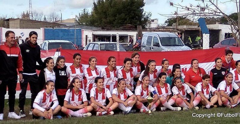 Femenino: River y Campana lideran en San José