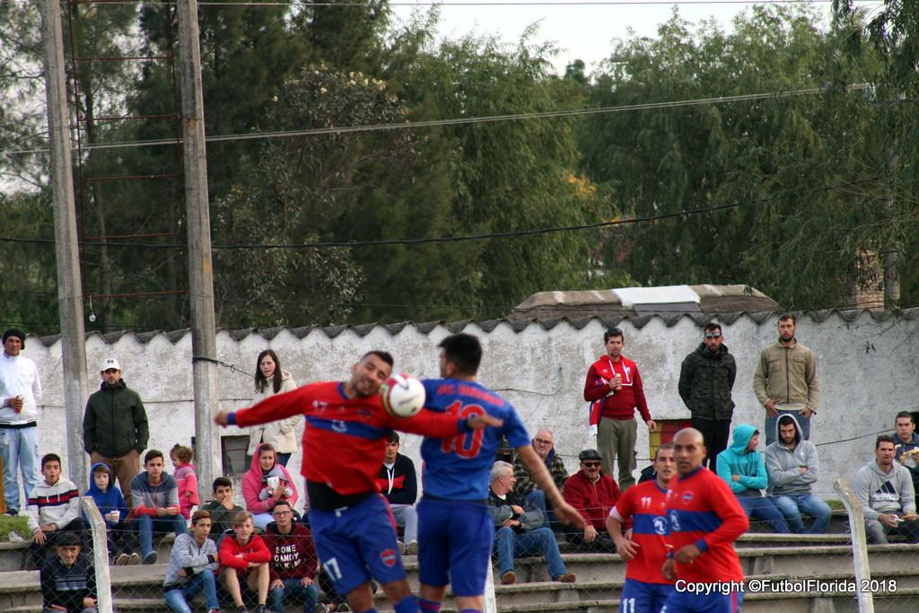 #COPAOFI Vida Nueva 1-1 Quilmes