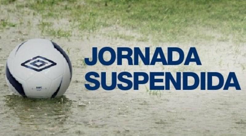 #COPAOFI. Suspendidas semifinales de Copa B y Femenino