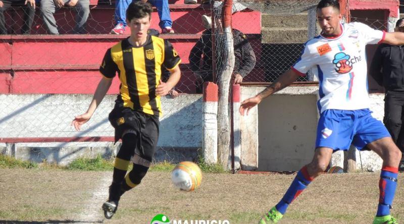 Fútbol mercedario. Se jugó el pico Sandú Chico-Peñarol