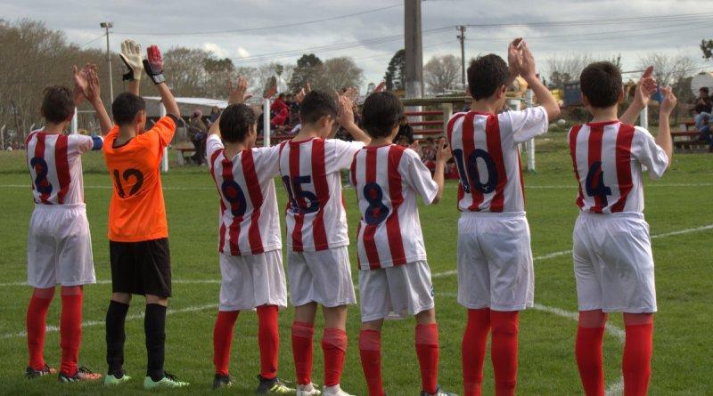 Fútbol Infantil. Fue nominada la selección 2011