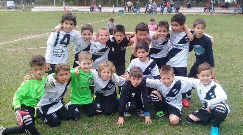 Los Campeones del Fútbol Infantil