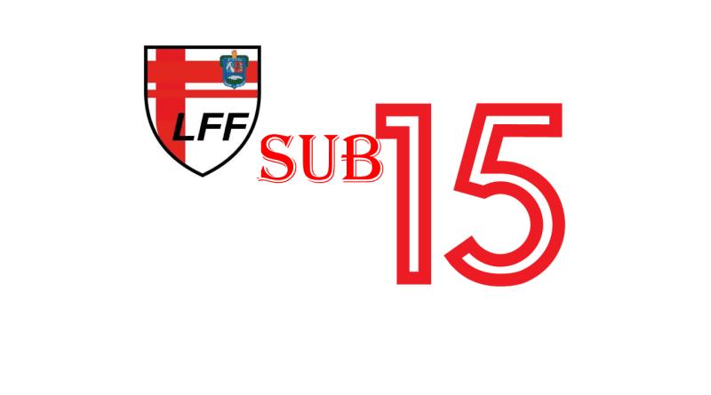 Fixture, reglamento, forma de disputa de campeonatos Sub 15 y Sub 20