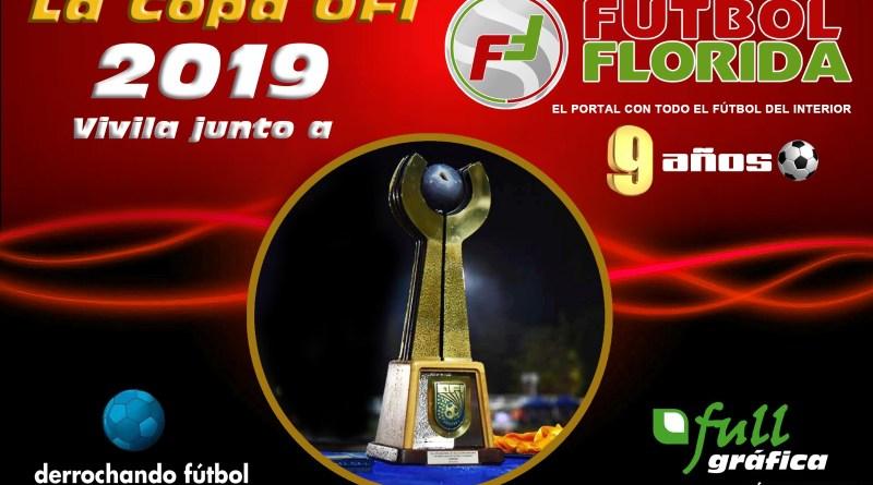 #COPAOFI Semifinales de Litoral y Sur.