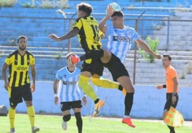 Larriera debutó en Peñarol con empate.