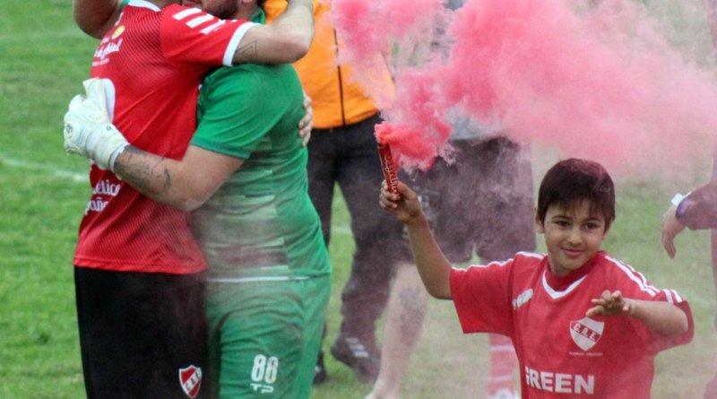 El «Expreso Rojo» festejó contra su rival histórico