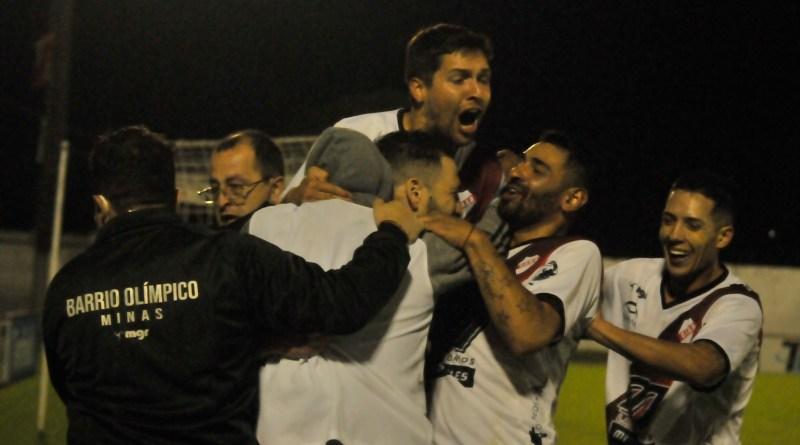 Los minuanos clasificaron primeros en la Divisional A de la Copa OFI