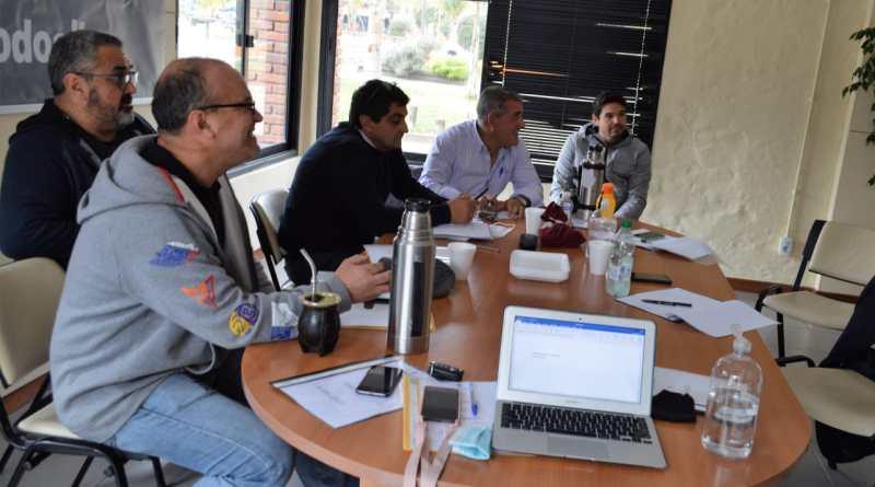 Consejeros de Onfi se reunieron en jornada de trabajo en Trinidad