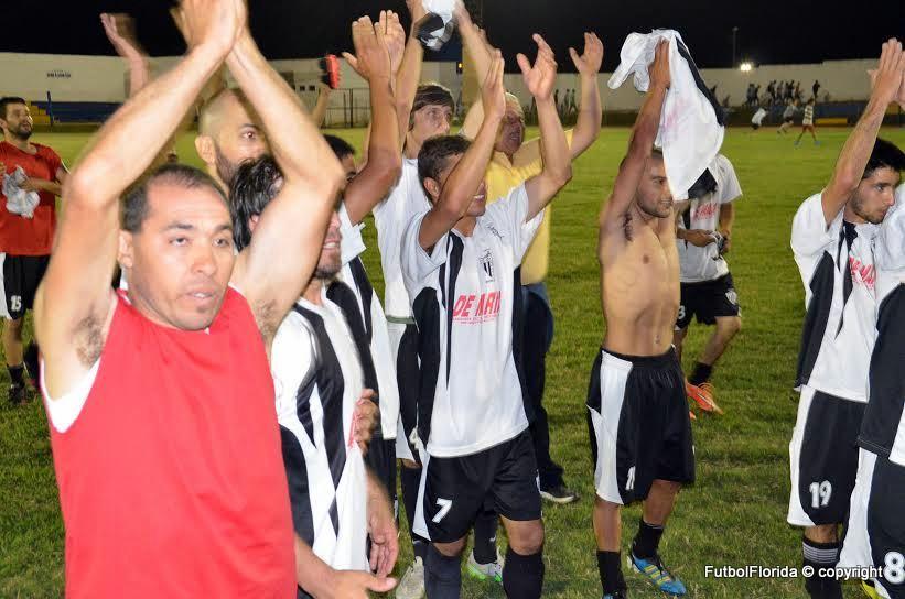 Durazno. Deportivo Sarandí le ganó los puntos a Sportivo Yí