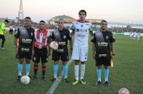 Ciro Camargo asistentes y capitanes. Foto Ramón Mesías