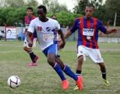 El camerunés Flexy Regoberts