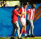 lesion Matías Cabrera. Foto Emilia Spinelli