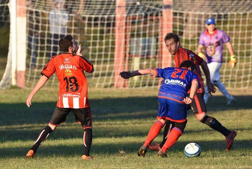 Lavalleja y Lito igualaron 3 a 3 en la tarde del pasado sábado por #COPAOFI