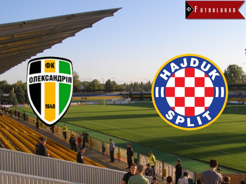 Oleksandriya Vs Hajduk Split   Europa League Preview