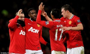 QPR vs. Manchester United