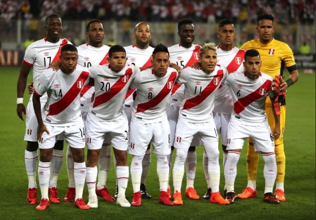 apuestas por Perú Mundial 2018
