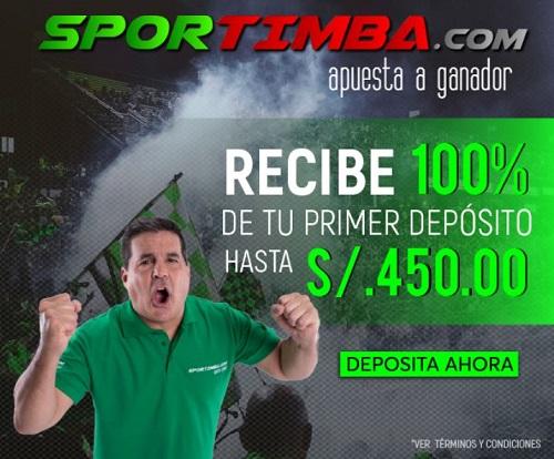 Apuestas deportivas Sportimba
