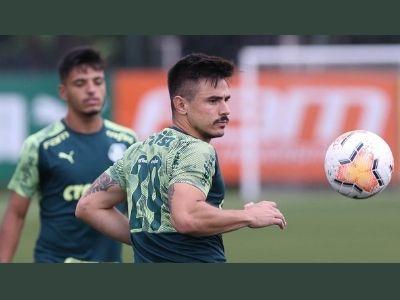 Fotografía Semifinal Copa Libertadores 2021 palmeiras