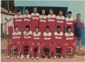 Equipe do Kaburé, campeã estadual Amadora