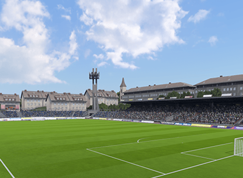 Euro Park FIFA 18 Ultimate Team Stadiums Futhead