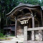 結婚→離縁→結婚。複雑な縁。『須代神社』