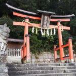 『田辺城下の総産土社』朝代神社