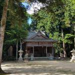 『丹後国と隠岐国の関係』須津姫・須津彦神社