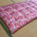 寝具制作事例No.71『お昼寝ふとんのサイズを拡大』