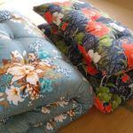 寝具制作事例No.73『良い綿だけでお作りしました』