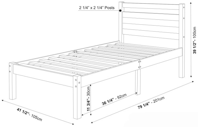 Image Result For Twin Mattress Sizes Thickness