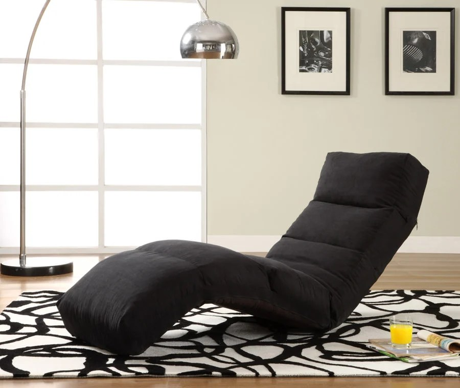 Click Clack Black Jet Sofa Bed Convertible Chair Bed