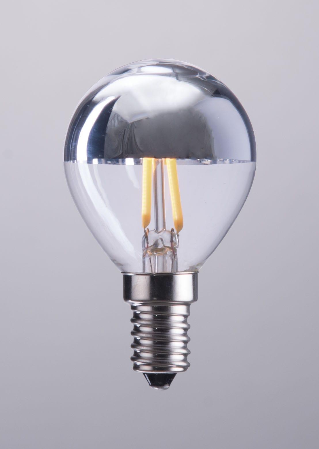 Modern Light Bulb